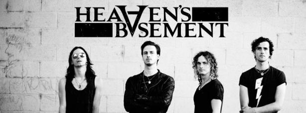 12 Days of Rock Christmas starts with Heaven's Basement! - Music Junkie Press