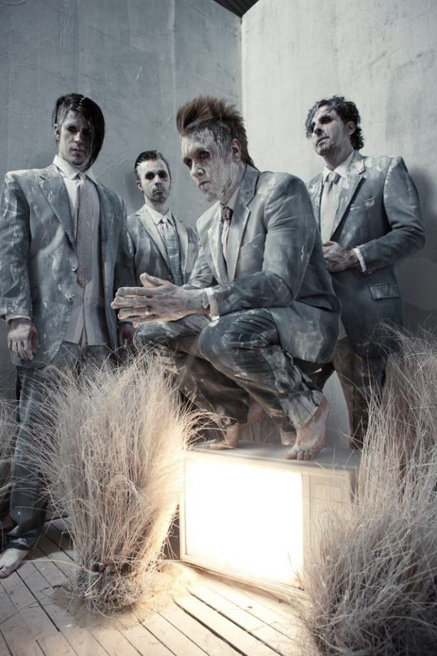 Papa Roach Cancels South American Tour Due To Jacobys Strained