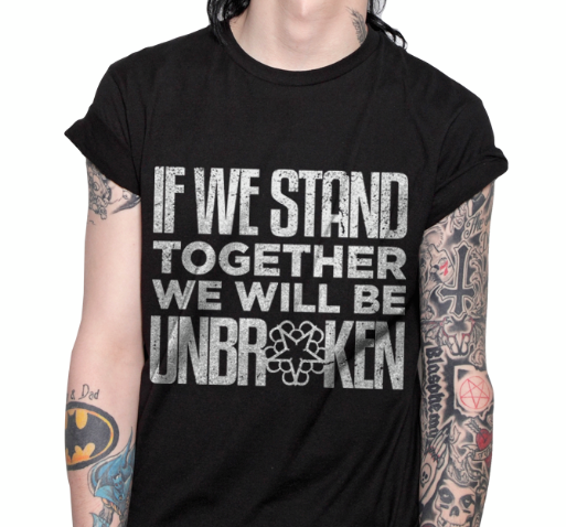 Unbroken T Shirt Black Veil Brides