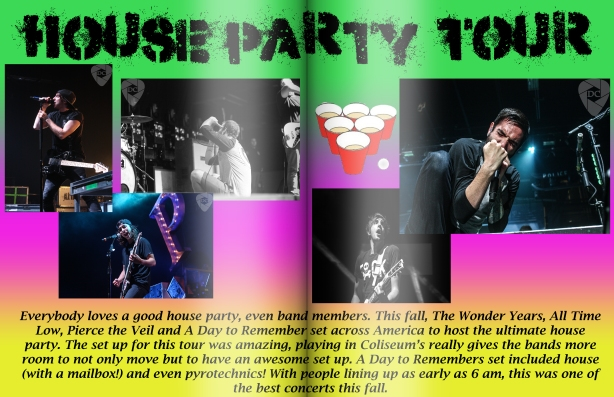 House Party Tour