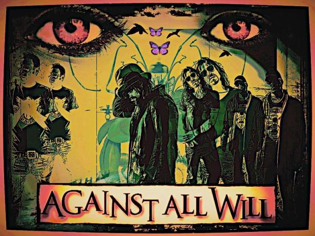 against all will