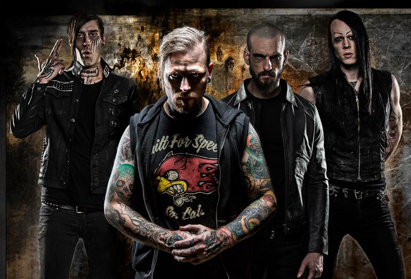NEW TOUR 2014 COMBICHRIST With William Control And New
