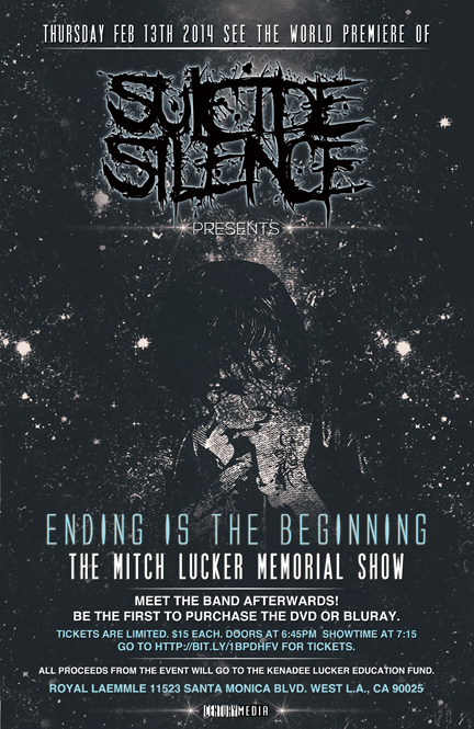 """Suicide Silence release video for """"OCD"""" with Austin ..."""