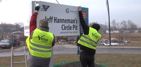 Jeff Hanneman Jeff Hanneman Gets Traffic