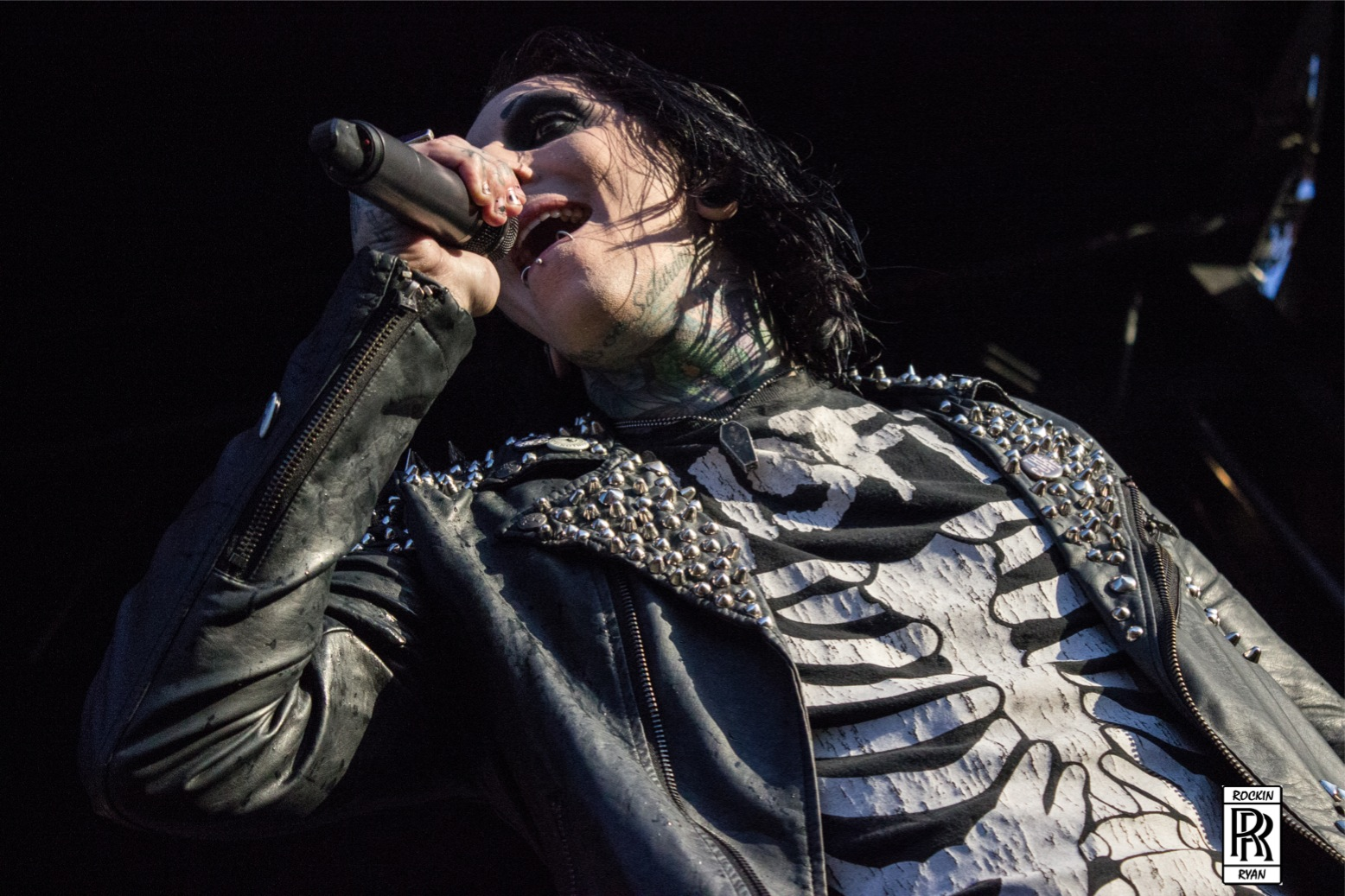 motionless in white release lyric video for their new song