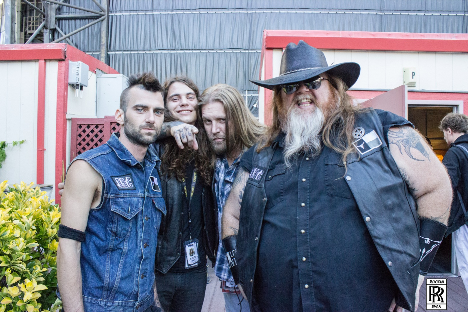 Texas Hippie Coalition Release Video For First Single