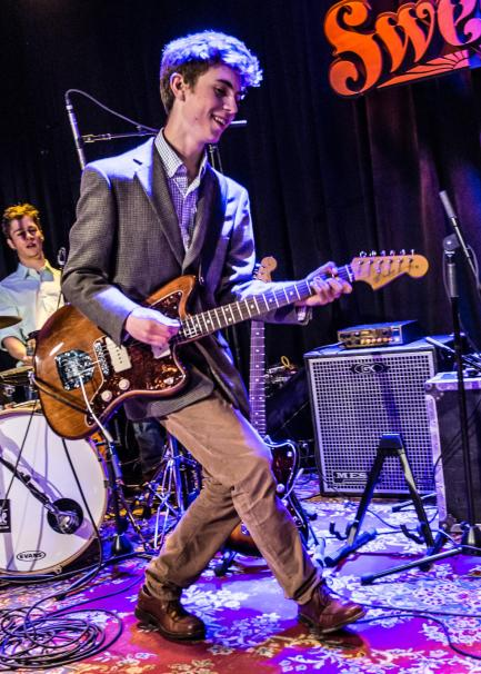 Matt Jaffe and the Distractions - Sweetwater - 3/9/13