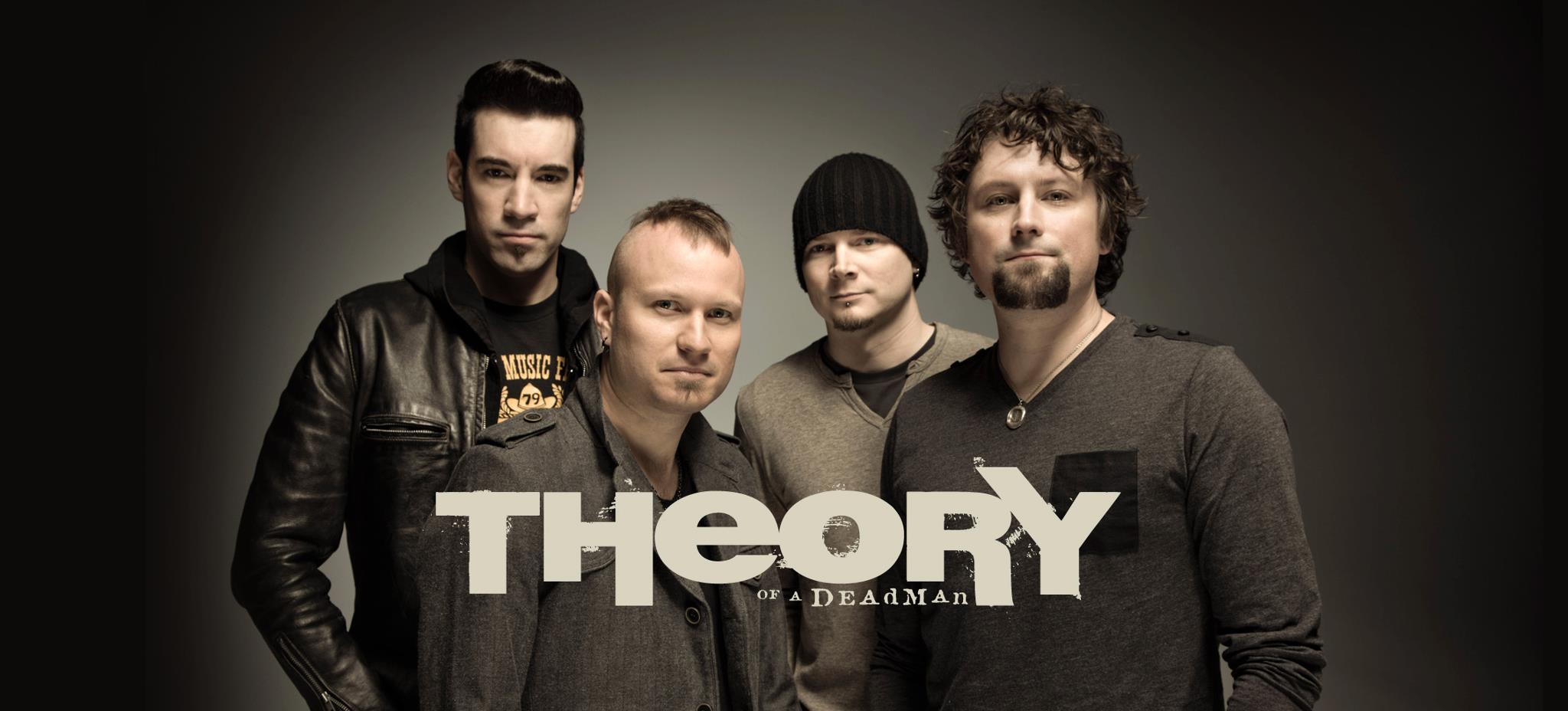 Theory Of A Deadman Concert Tour