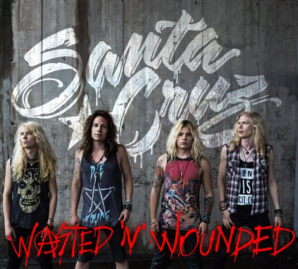Finnish rockers Santa Cruz have released their new music ...